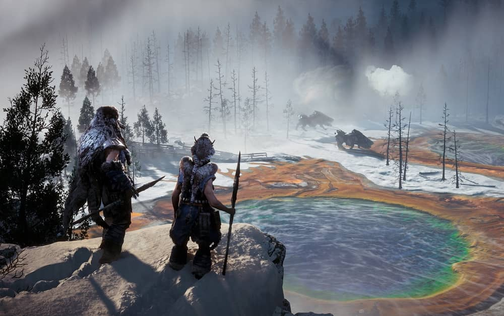 Horizon Zero Dawn Frozen Wilds-min