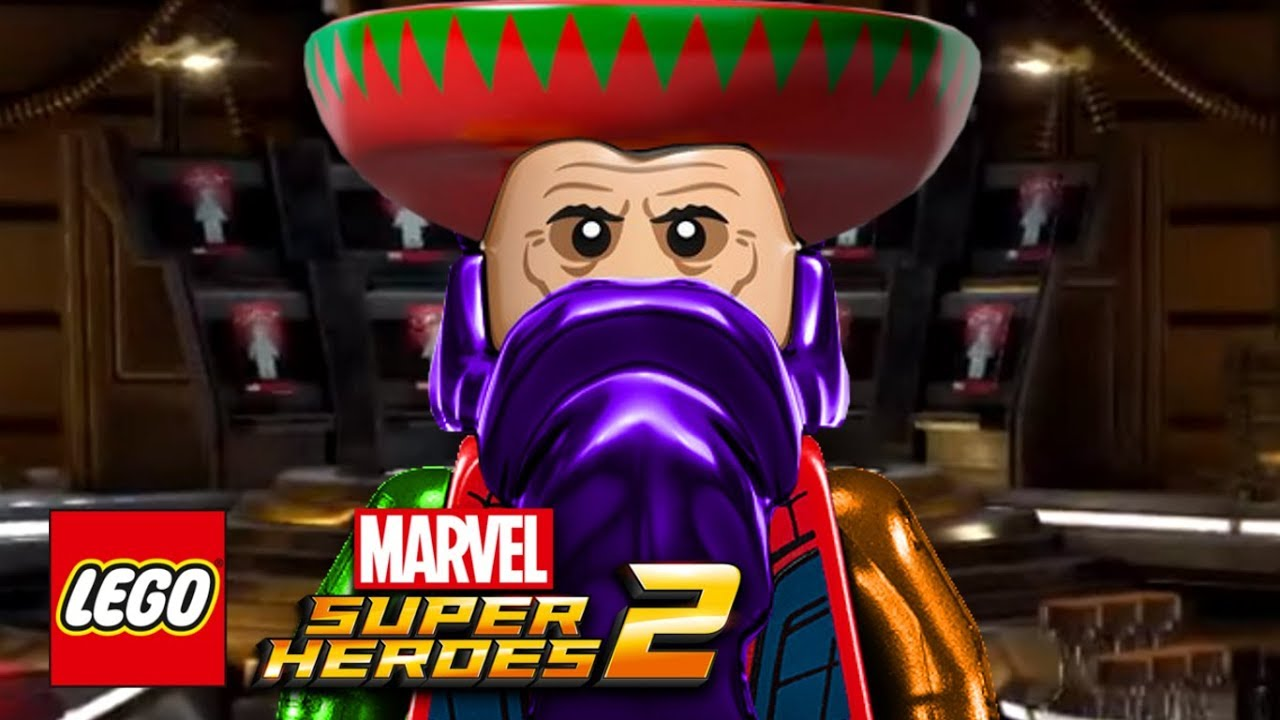 Lego Marvel Super Heroes 2 - The Multiverse is Here – GameSpew