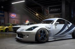 Need for Speed Payback Body R3