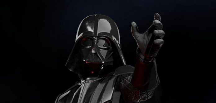 Star Wars Battlefront II Vader