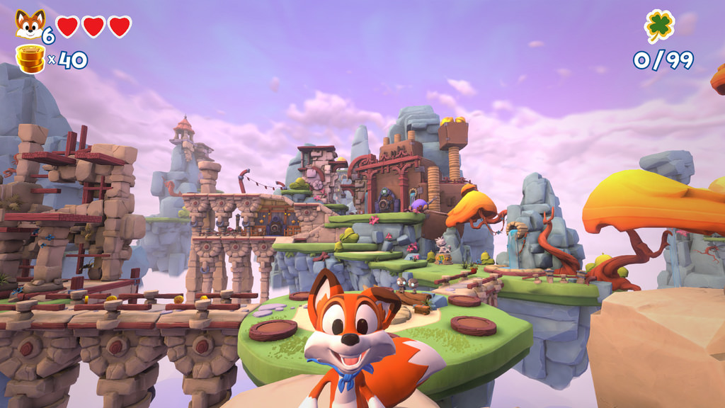 Super Lucky S Tale Review Fur Strating Gamespew