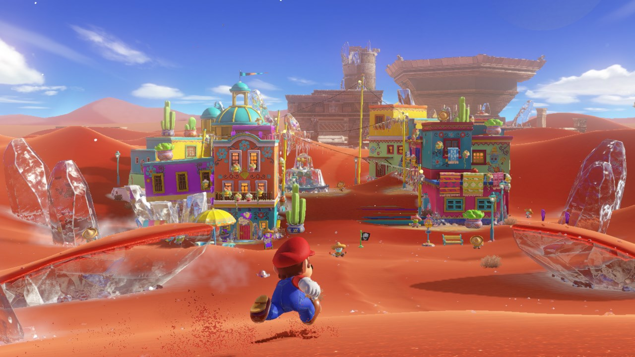 Super Mario Odyssey is the fastest-selling Mario game in the US