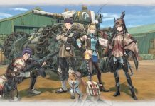 Valkyria Chronicles 4 Header