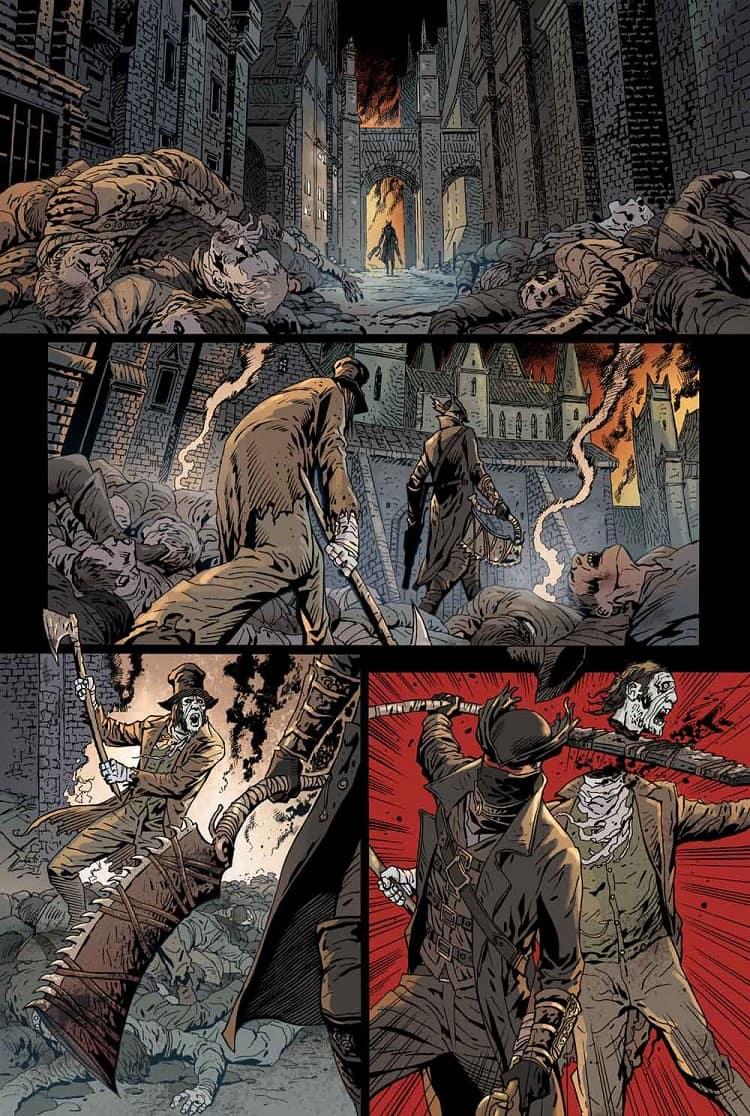 Bloodborne Art 1
