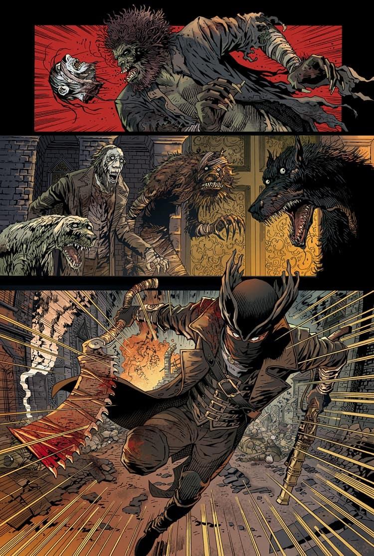 Bloodborne Art 2