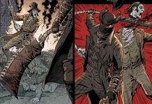 Bloodborne Comic Header