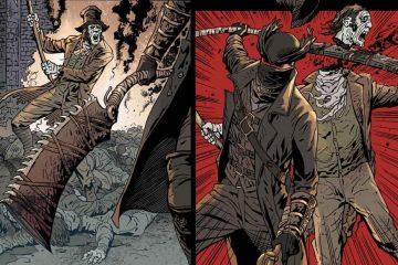 Bloodborne Comic Header