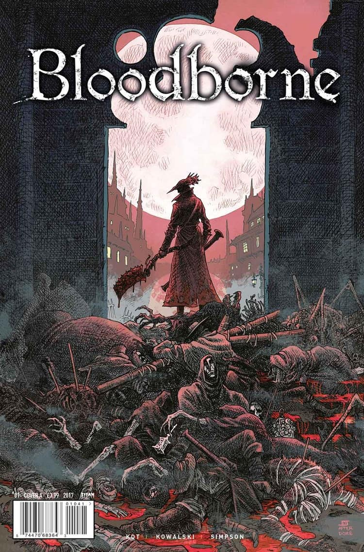 Bloodborne Cover A