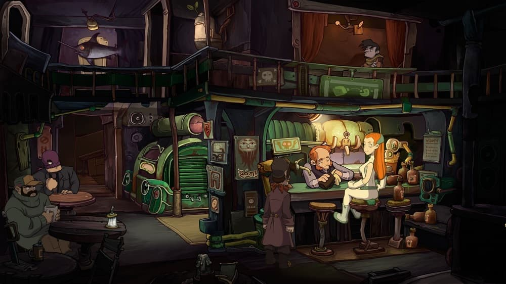 Chaos on Deponia 3