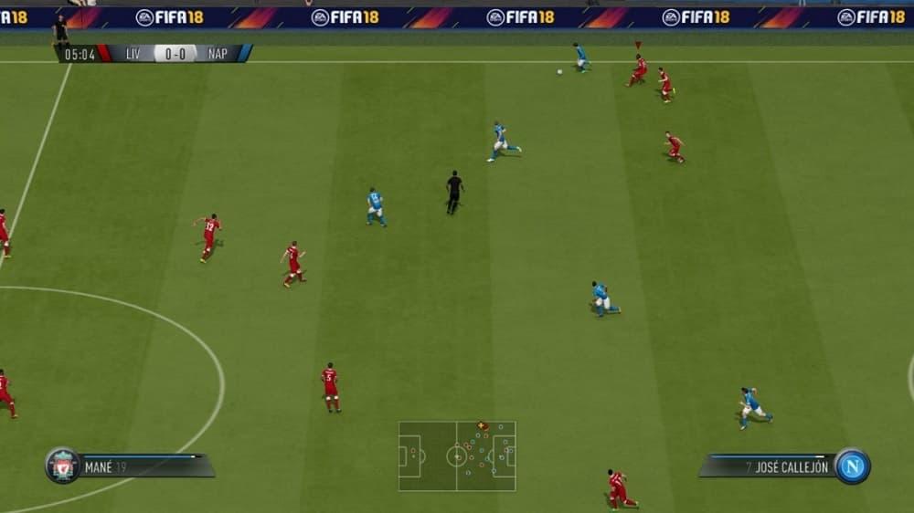 FIFA 18 Switch 2