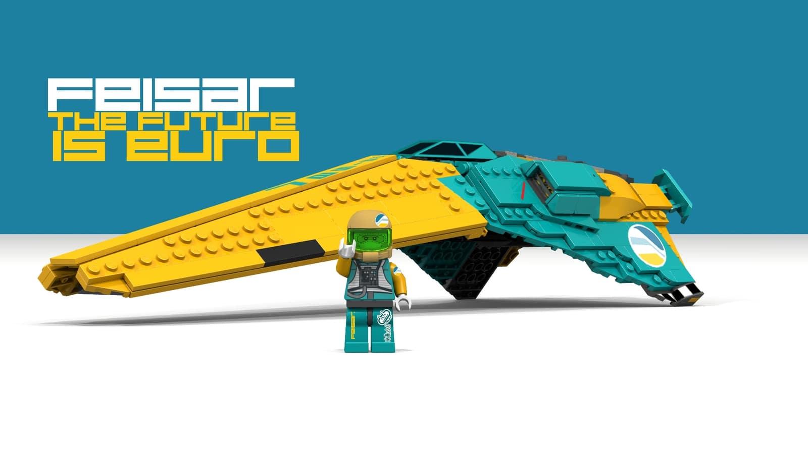 LEGO Wipeout 3