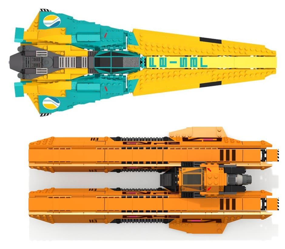 LEGO Wipeout 4