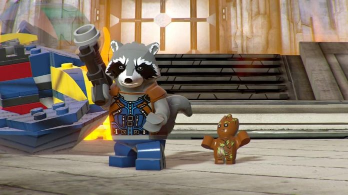 Lego Marvel Super Heroes 2 Header