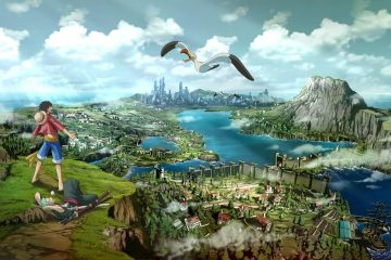 One Piece World Seeker Header