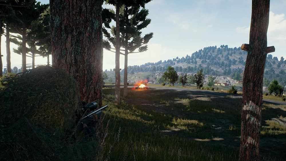 PUBG Will Run at 60FPS on Xbox One X