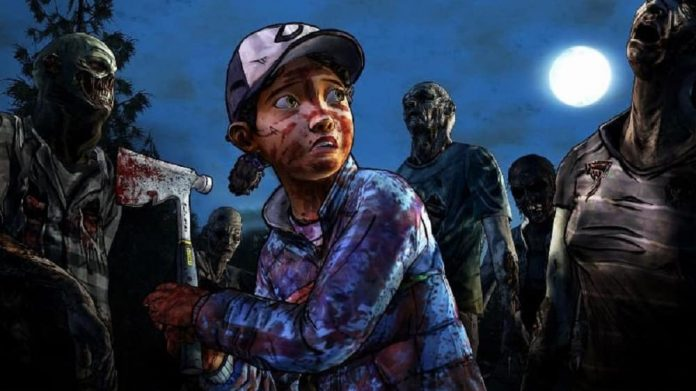 Walking Dead Collection Header