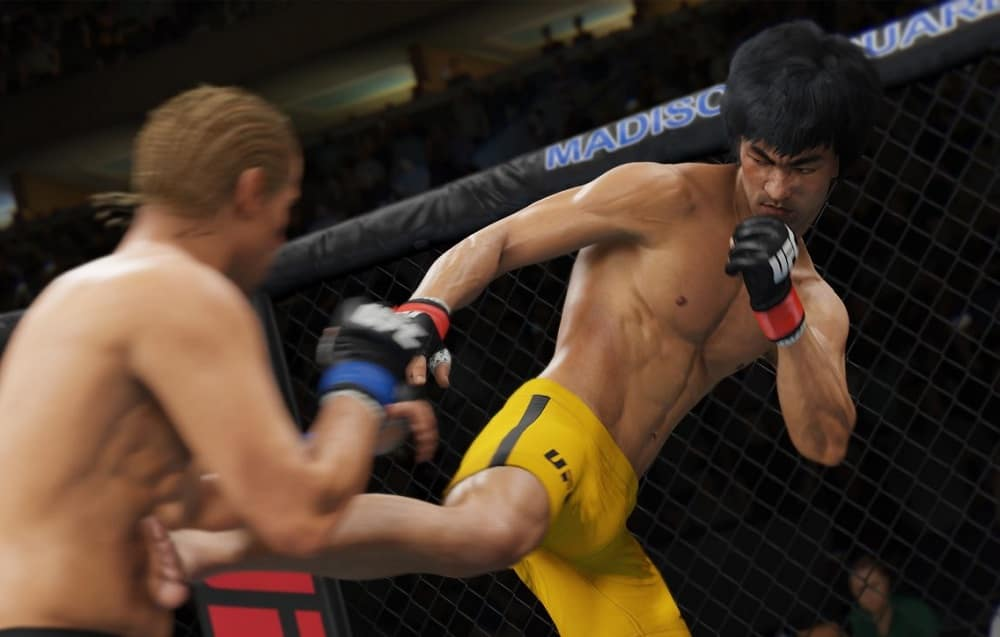 Bruce Lee EA Sports UFC 3