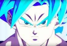 Dragon Ball FighterZ Goku (SSGSS)