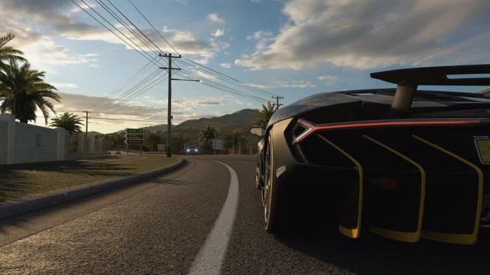 Forza Horizon 3 Xbox One X Header