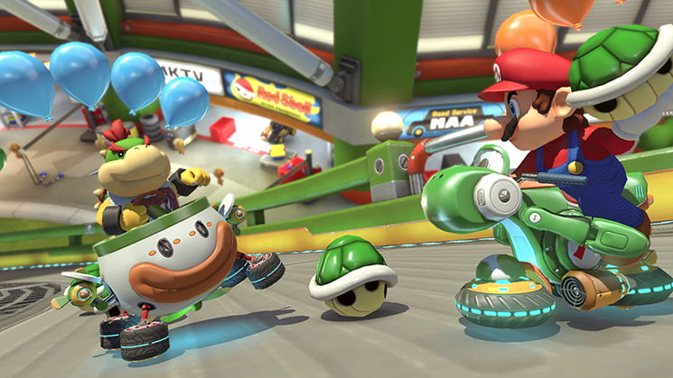 Nintendo Announces Mario Tennis Aces for Nintendo Switch