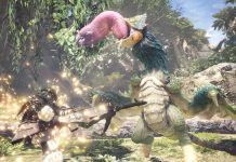Monster Hunter World Op Capture Monsters