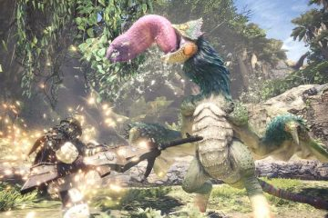 Monster Hunter World Op Capture Monsters