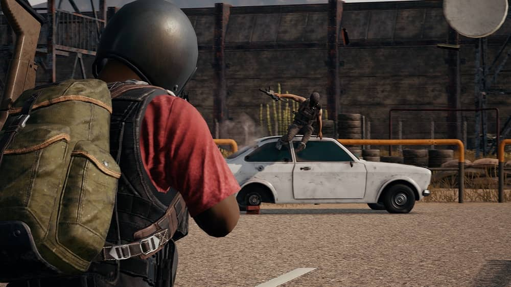 PUBG, or: How I Learned to Stop Worrying and Shoot the Gun – GameSpew