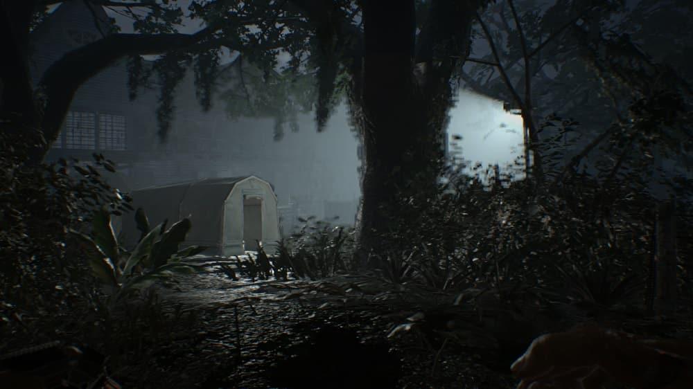 Resident Evil 7 Xbox One X