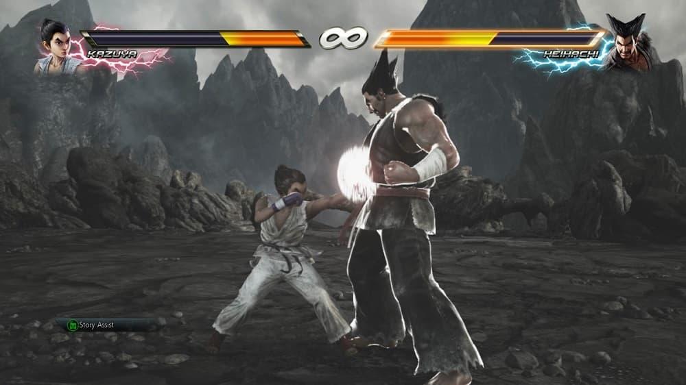 Tekken 7 Xbox One X