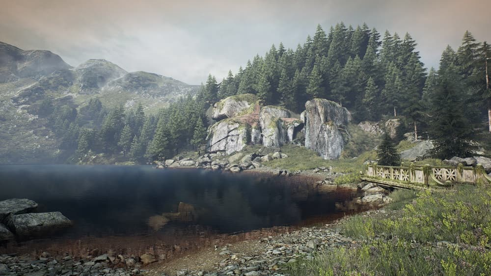 The Vanishing of Ethan Carter Body