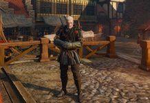 The Witcher 3 Geralt 5