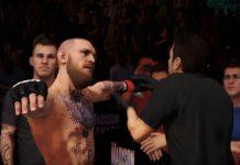 UFC 3 McGregor