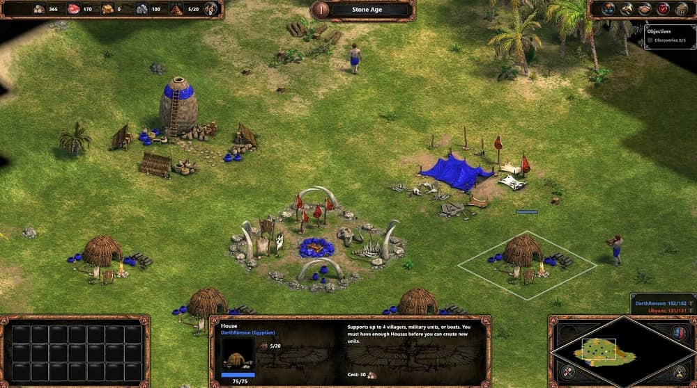 Age of Empires Definitive Edition Review: The Historical RTS