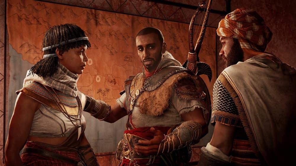 Creed Origins Hidden Ones