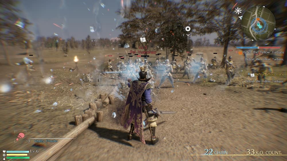 Dynasty Warriors 9 2