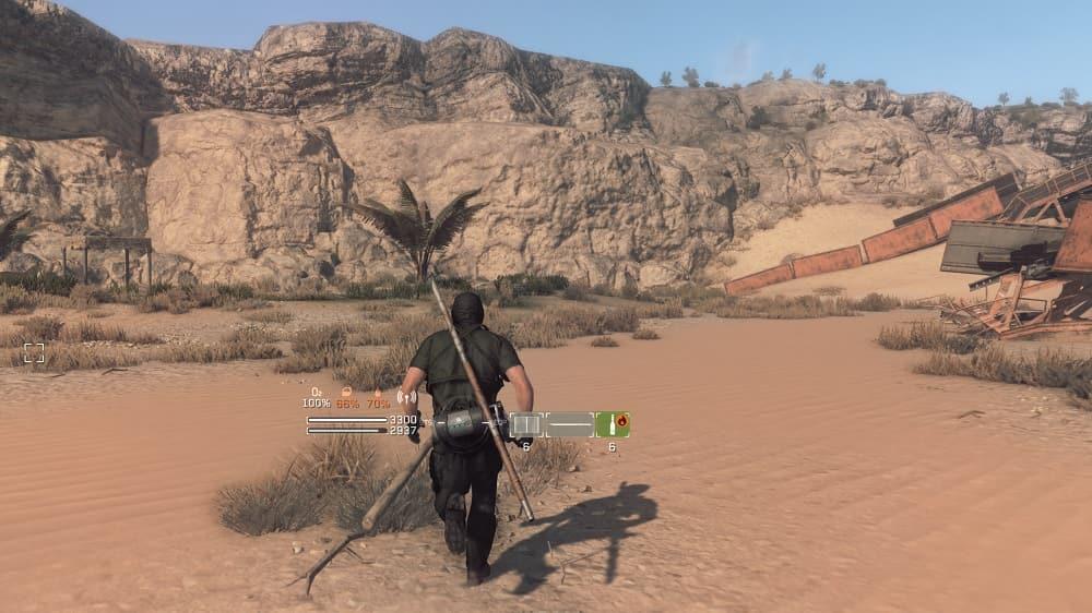 Metal Gear Survive 2