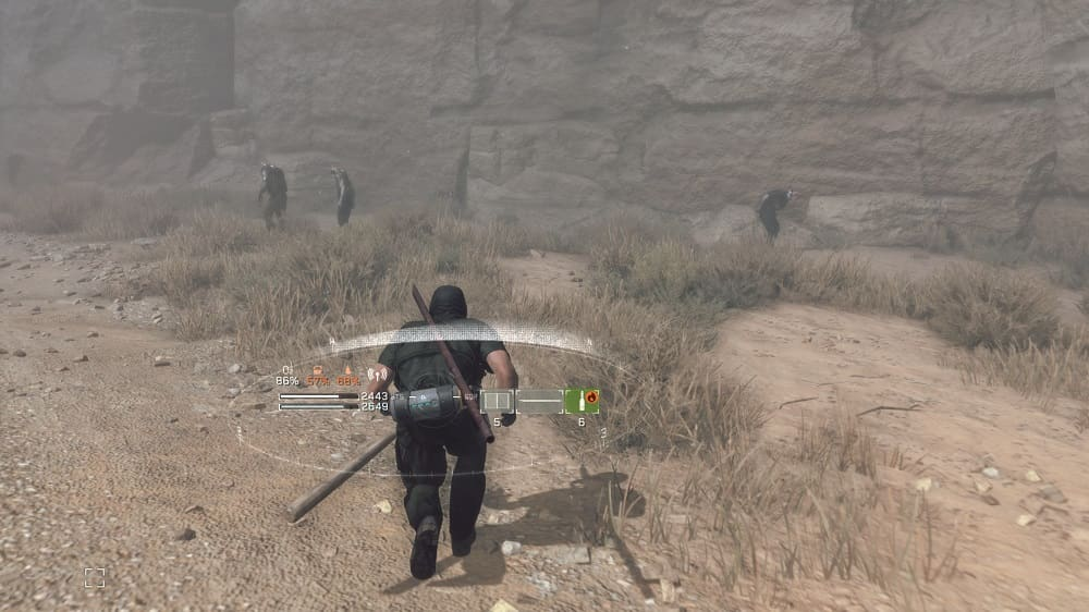 Metal Gear Survive 8