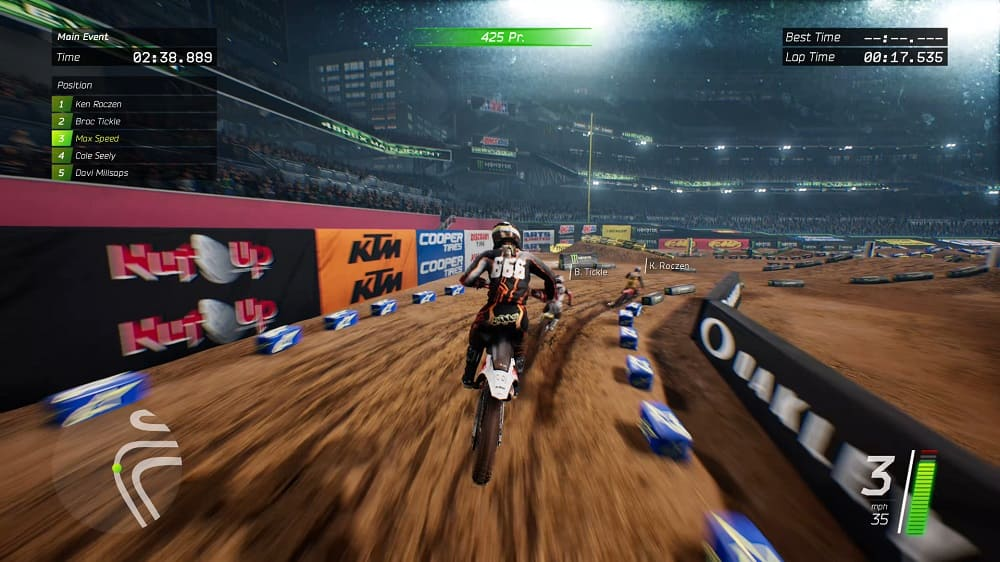 Monster Energy Supercross 1