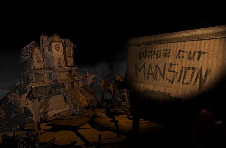 Paper Cut Mansion