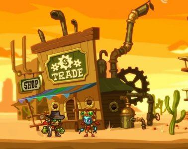 SteamWorld Dig 4