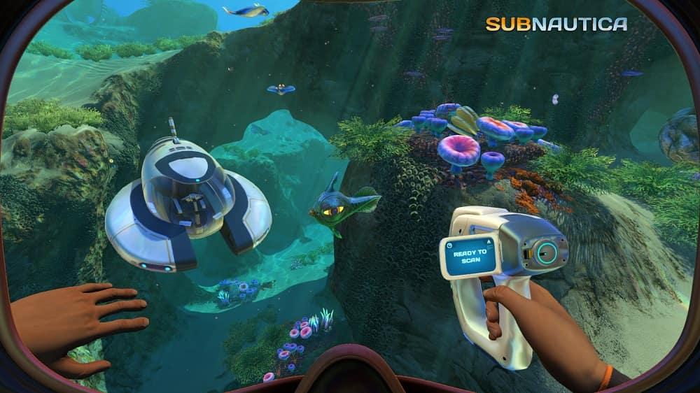 Review Subnautica Suprises At All Depths Gamespew Subnautica scanner room fragment location safest method! gamespew
