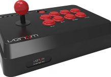 Venom Arcade Fight Stick 2