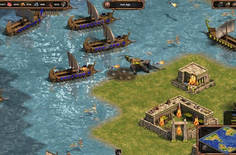 Age of Empires Header