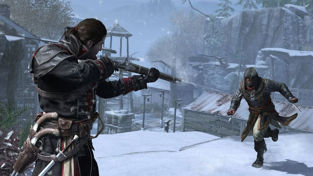Assassin's Creed Rogue 2