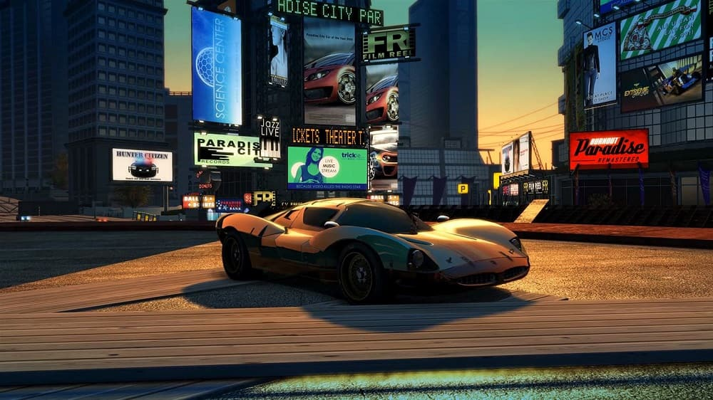 Burnout Paradise Remastered 1