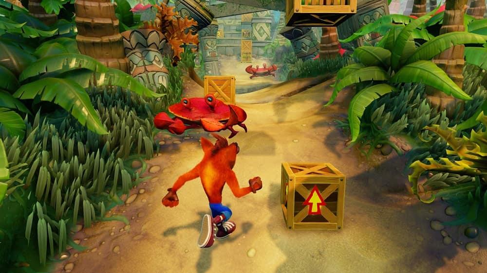 Crash Bandicoot Trilogy 2