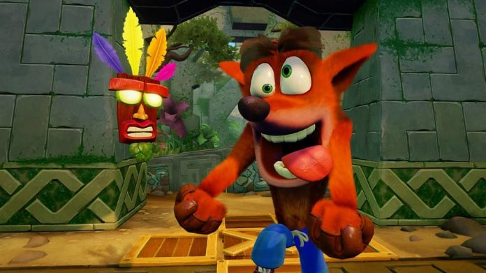 Crash Bandicoot Trilogy