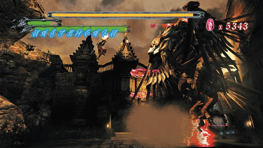 Devil May Cry HD Collection 4