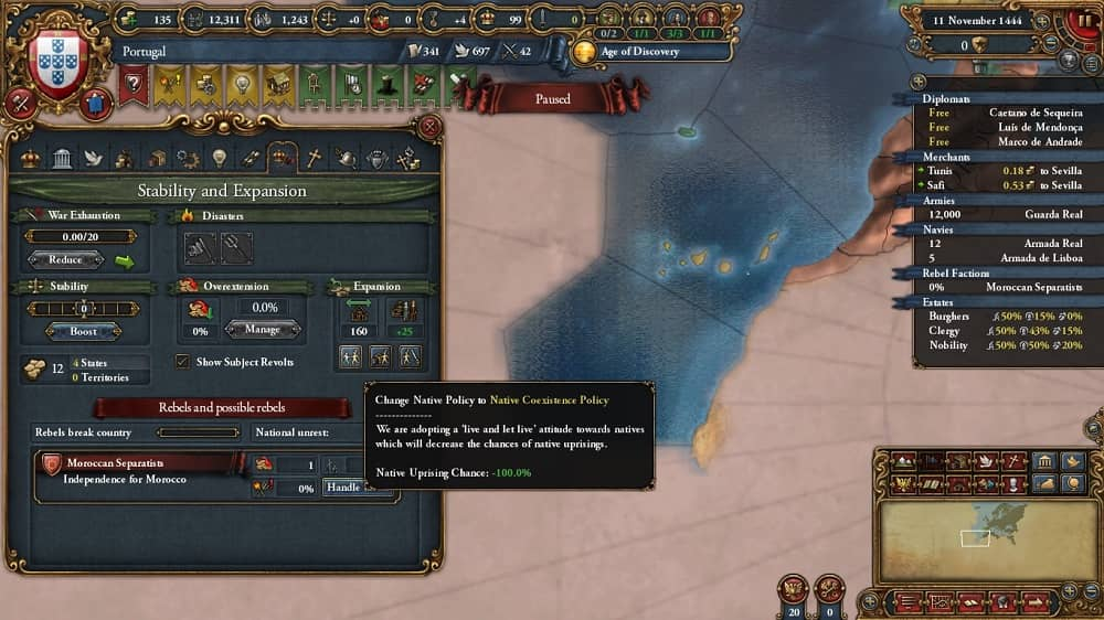 How to Colonise in Europa Universalis IV – GameSpew