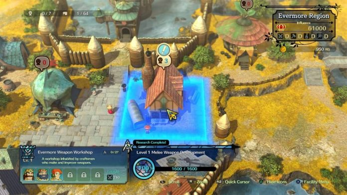 Ni No Kuni 2 Revenant Kingdom Evermore